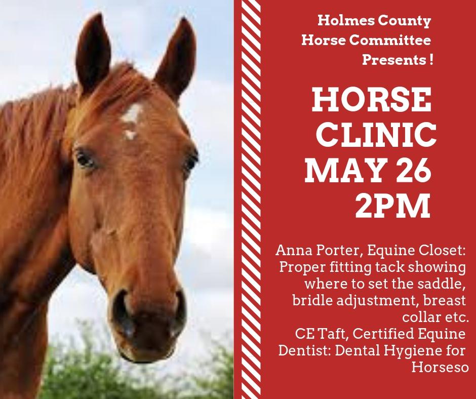 HC Horse Clinic May 2019