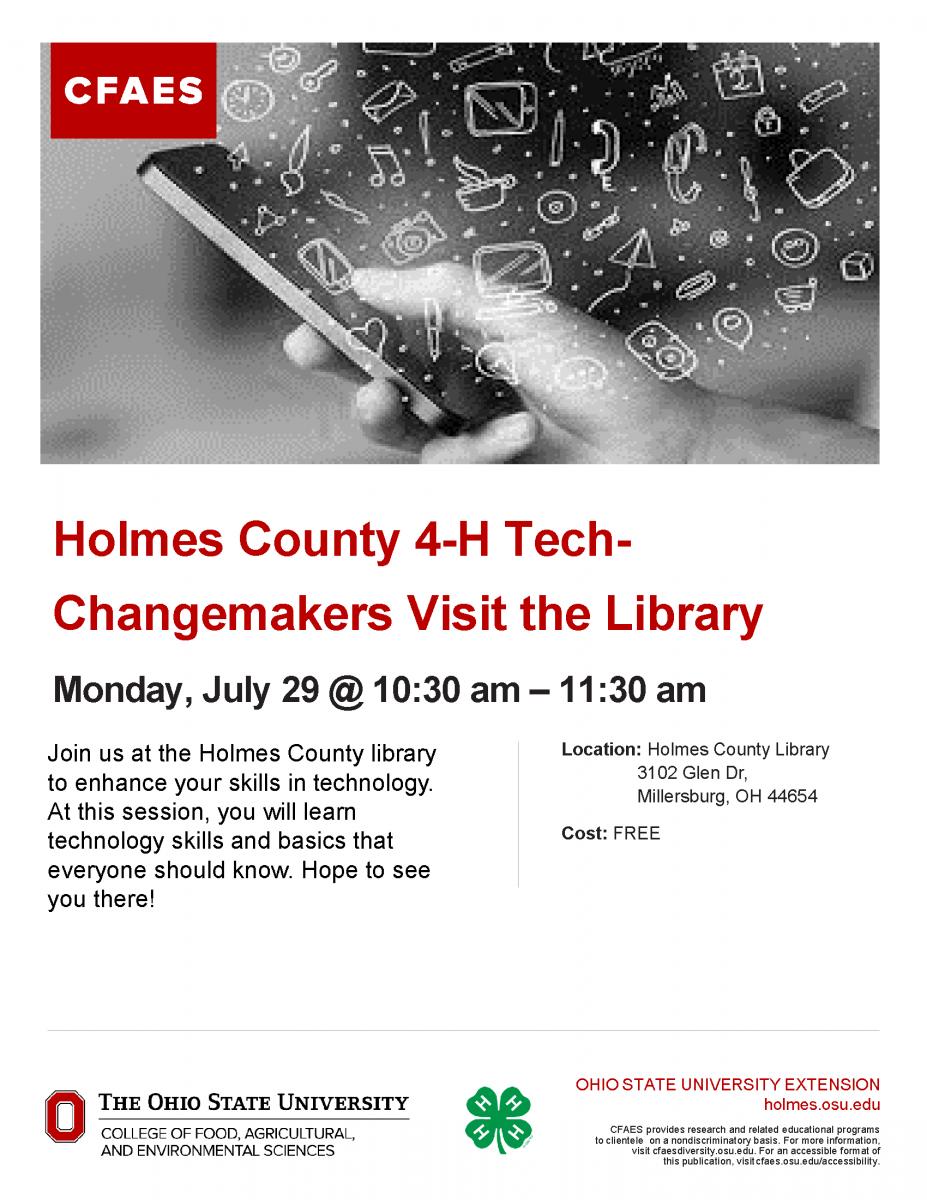 Tech Changemakers 2019