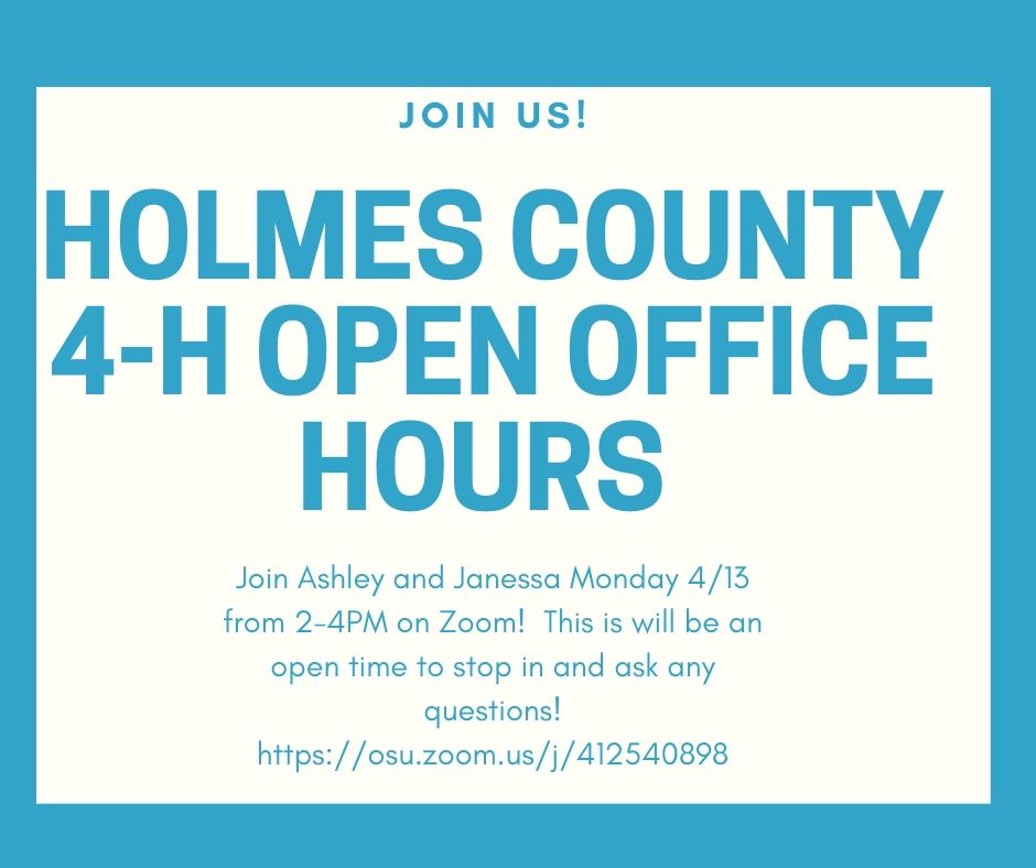 April 13 office hours