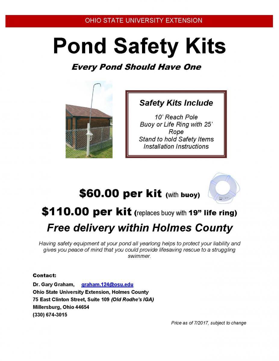 Pond Safety Kit