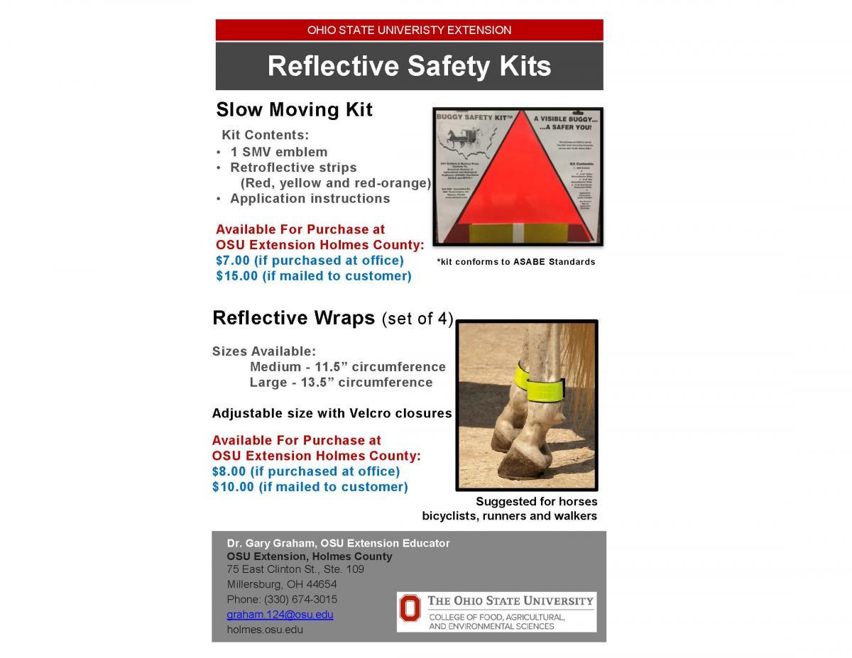 Reflective Safety Kit