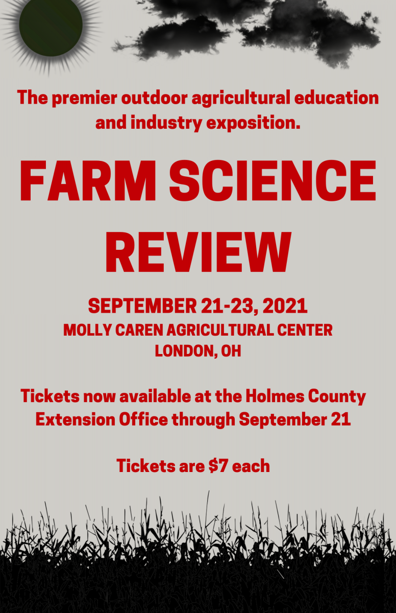 Farm Science Review 2021 Poster